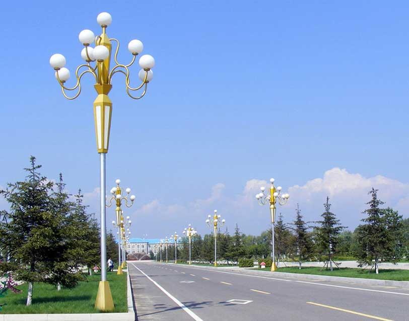 LED路燈案例